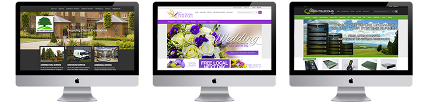 websites in margate, ramsgate, broadstairs and canterbury. website design and creation in thanet